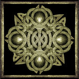 Stone Mystic Symbol Royalty Free Stock Photo