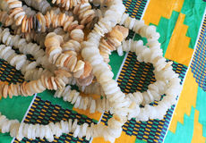 Stone necklace Stock Photos