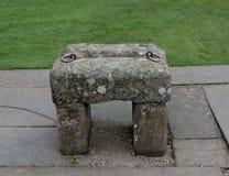 Stone Of Scone Stock Photo