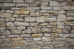 Free Stone Old Wall Texture. Old Rock Blocks In Old Medieval Brick. Stock Photos - 68686723