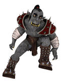 Stone Orc 2 Royalty Free Stock Photo