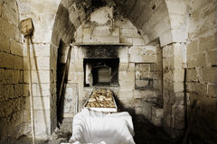 Stone oven Royalty Free Stock Images
