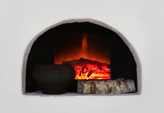 Stone oven Royalty Free Stock Image