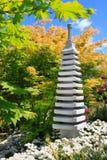Stone pagoda Stock Images