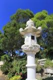 Stone pagoda lantern Royalty Free Stock Photos