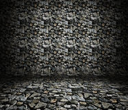 Stone panels Royalty Free Stock Image