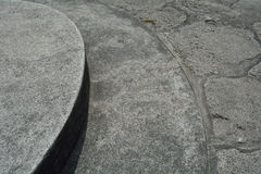 Stone path background Royalty Free Stock Photography