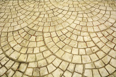 Stone path background Royalty Free Stock Image