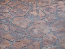 Stone path background Royalty Free Stock Images