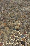 Stone path. At the pagaruyung palace in west sumatra Royalty Free Stock Image