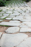 Stone pathway Stock Images