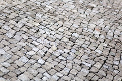Stone pathway Royalty Free Stock Images