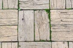Stone pathway closeup Stock Image