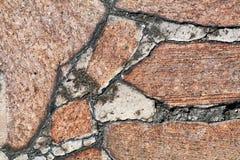 Stone pathway Royalty Free Stock Image