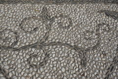 Stone pattern. From Andalusia area in Spain Royalty Free Stock Image