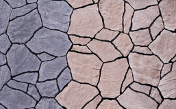Stone pattern background Royalty Free Stock Photos