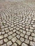 Stone pattern. Floor of stone pattern Royalty Free Stock Image