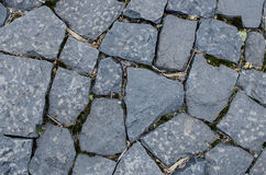 Stone pattern floor Royalty Free Stock Photography