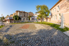Free Stone Pattern Of Cobblestones In Pomorie, Bulgaria Stock Photos - 61996543