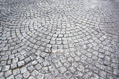 Stone pavement Stock Photos