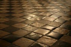 Stone pavement. Stock Photo