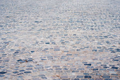 Stone pavement Royalty Free Stock Photos