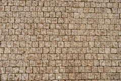 Stone pavement texture. Stone tile texture for pavements and roads Stock Photography