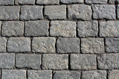 Stone pavement texture Stock Photo