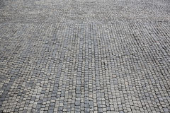 Stone pavement. Texture, Moscow, Russia, Red Square Royalty Free Stock Photography