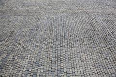 Stone pavement Royalty Free Stock Photography