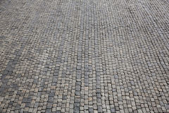 Stone pavement Stock Photography