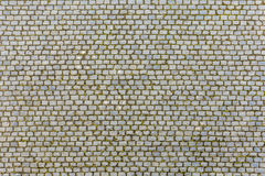 Stone pavement texture Stock Images
