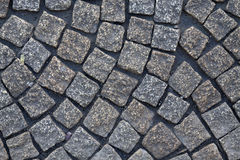 Stone pavers. Stock Photos