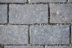 Stone pavers. Royalty Free Stock Photos