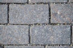 Stone pavers. Royalty Free Stock Photos