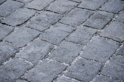 Stone pavers. Stock Images