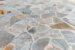 Stone Pavers Royalty Free Stock Images