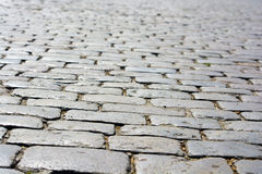 Stone pavers Royalty Free Stock Photography