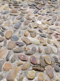 Stone paving Stock Photo