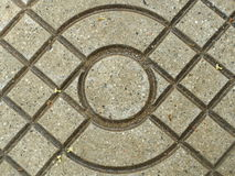 Stone paving  background. Stone paving . Abstract structured background Stock Photo