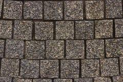 Stone paving blocks Stock Photo