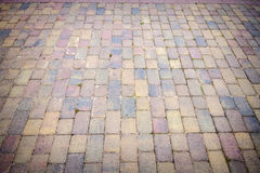 Stone paving Royalty Free Stock Image