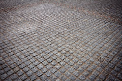 Stone paving Royalty Free Stock Photos