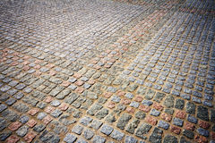 Stone paving Royalty Free Stock Photography