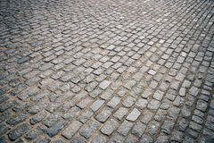 Stone paving Royalty Free Stock Photo