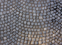 Stone paving Stock Photography