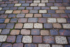 Stone paving texture. Stock Photography