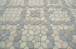Stone paving texture Royalty Free Stock Photography