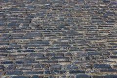 Stone paving texture. Stock Image
