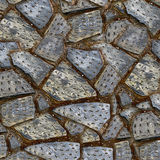 Stone paving texture Royalty Free Stock Photos